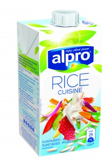 אלפרו שמנת אורז לבישול