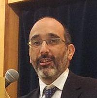 הרב וורן (זאב) גולדשטייין, רבה הראשי של דרום אפריקה. צילום: ויקיפדיה