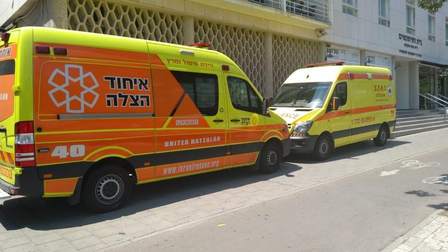 אולטרה מידי 600+600 • הוכפלו האמבולנסים בישראל - כל הזמן SV-57
