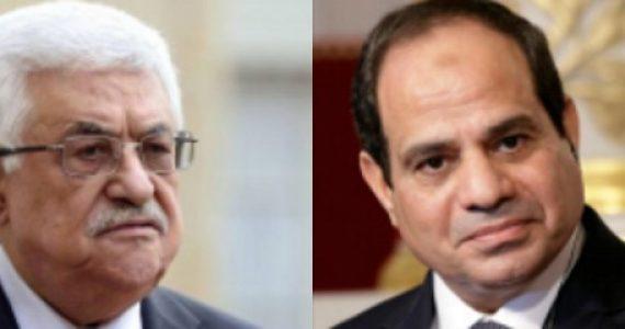 אבו מאזן וא-סיסי יפגשו היום בקהיר