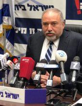 ליברמן: מתפטר מתפקידי ומבקש בחירות