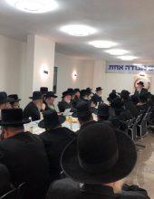 'אגודת ישראל' מציגה: מלאכת השיקום
