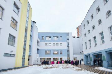 אגף חדש לבית יתומים היהודי במוסקבה