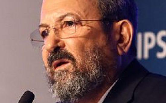 אהוד ברק | ויקפדיה