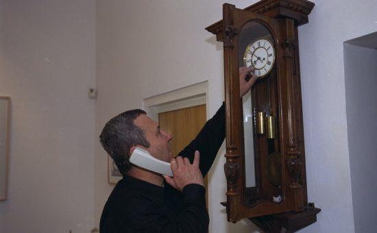 אהוד ברק, שעון, (סער יעקוב לעמ)