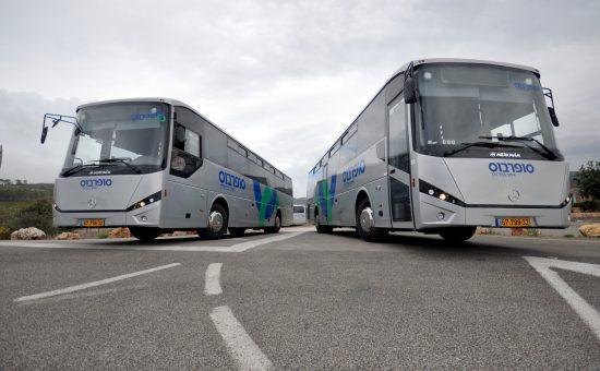 אוטובוס, אילסוטרציה
