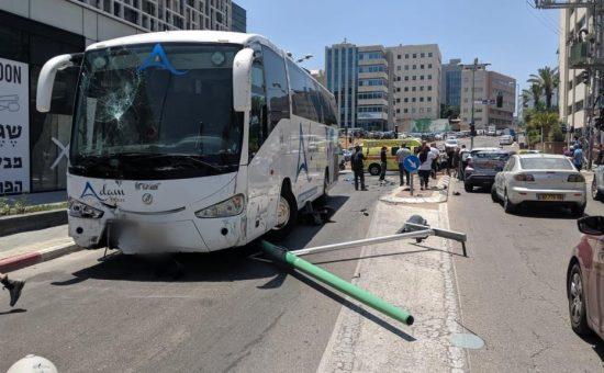 אוטובוס פתח תקוה