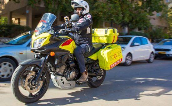 אופנוע מדא 650 סמק - צילום שחר חזקלביץ תיעוד מבצעי מדא