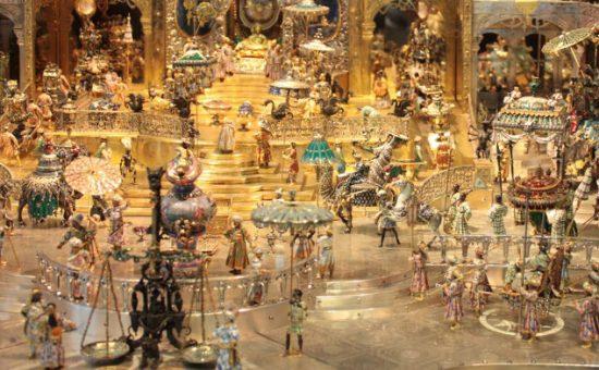 אחת היצירות החשובות במוזיאון חדר האוצר הירוק שבדרזדן, גרמניה צילום By Artefakte - Own work, CC BY-SA 3.0, ויקיפדיה