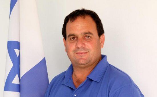 אייל בלום-ראש מועצה אזורית הערבה התיכונה