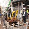 נזילה באיצקוביץ: השכנים התלוננו על העבודות