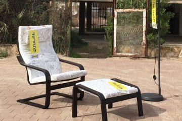 תתחדשו: איקאה פיזרה רהיטים ברחובות