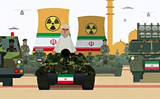 איראן אנימציה