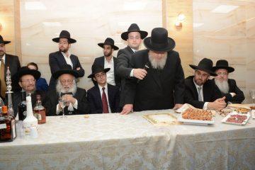גלריה: ארוסי בנו של ישראל קלרמן