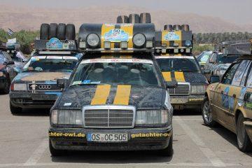 למען ים המלח: רכבים בני 20