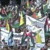 """ירדן: אלפים יצאו לרחובות """"להמשיך את הטרור בישראל"""""""