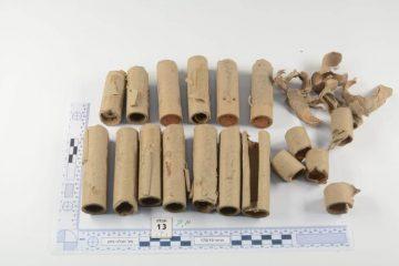 5 נעצרו בחשד לייצור חומרי חבלה