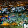 תיעוד מדהים האוויר: אלפים חוגגים באירוע פסח המרכזי