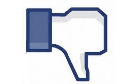 אנלייק דיסלייק פייסבוק
