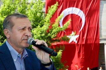 """ארדואן מאיים: """"נשחרר 1200 אסירי דאע""""ש"""""""