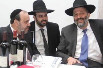 """""""ספק יהודים"""" – אזולאי תקף את הרפורמים"""