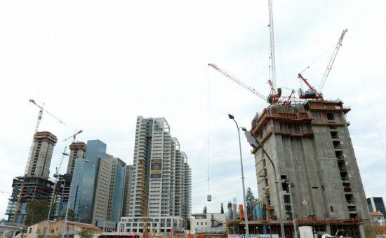אתר בנייה בתל אביב (עמוס בן גרשום לעמ) (1)