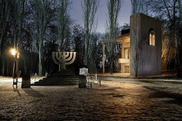 לראשונה מאז השואה: בית כנסת ב'באבי יאר'