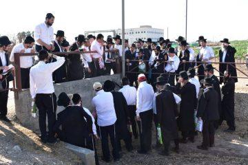 בשדות הקיבוץ הדתי: מאות אברכים פשטו על קו העירוב