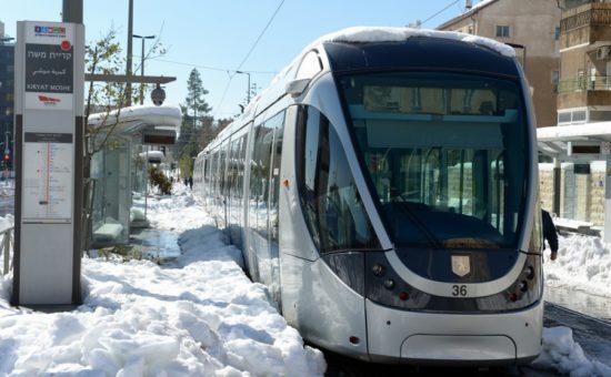 שלג בירושלם (חיים צח לעמ)