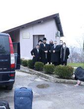 למרות הסגר: מניין יהודים בשטפנשט