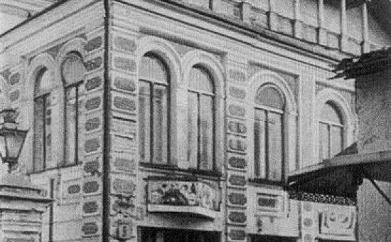 בית הכנסת הגדול בוילנה צילום בית התפוצות