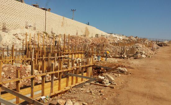 אתר בניה, צילום: אילסטורציה