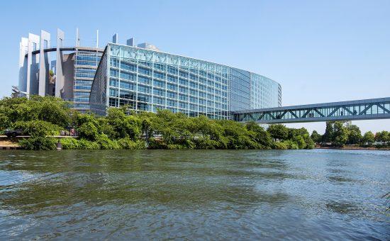 בניין הפרלמנט האירופי בשטרסבורג. צילום: האיחוד האירופי
