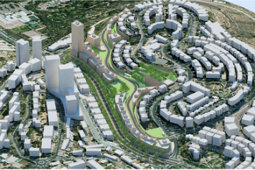 בניין ירושלים: כ-1,000 דירות חדשות