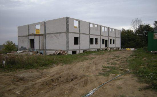 בנין הכנסת אורחים 'אשל רימנוב'
