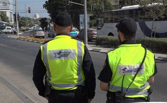 מבצע של משטרת התנועה
