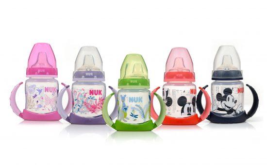 בקבוקי אימון חדשים של חברת נוק | צילום: אפרת אשל