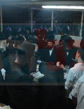 """גלריה: מאות בהילולת המלוב""""ן רבי יצחק גברא זיע""""א"""