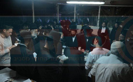 בקבר ר יצחק גברא, צילום ארי קופרשטוק חדשות 24 (20)
