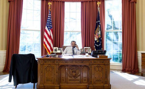 ברק אובמה. צילום: הבית הלבן
