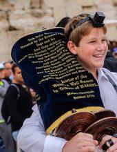 גלריית ענק: בר מצווה לכבוד הרבי