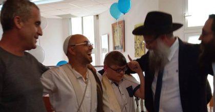 כך חוגגים בחיפה בר מצווה – גם בהגבלה