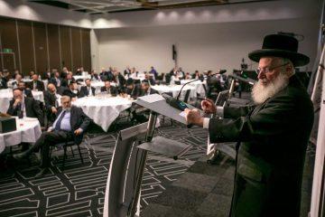 כ-350 רבנים ביום שכולו תורה
