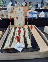 מדליית ארד לגבן ישראלי בתחרות גבינות בינלאומית