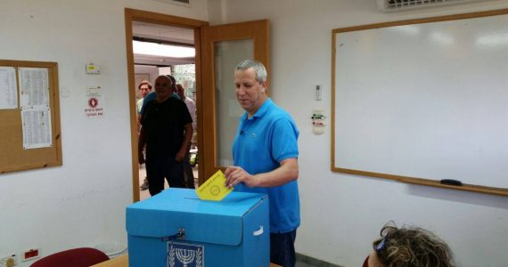 גדי ירקוני נבחר לראש מועצת אשכול
