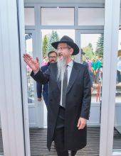 """נחנך הבניין המרכזי במתחם קעמפ """"גן ישראל"""" במוסקבה בירת רוסיה"""