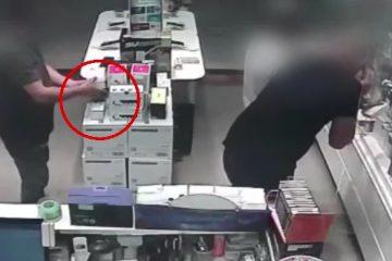 תיעוד: גנב מכשירי סלולאר, סדרתי