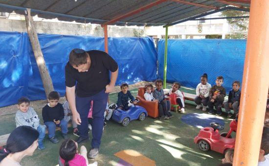 גני ילדים מעיין החינוך התורני פתח תקווה - צילום יחצ (2)