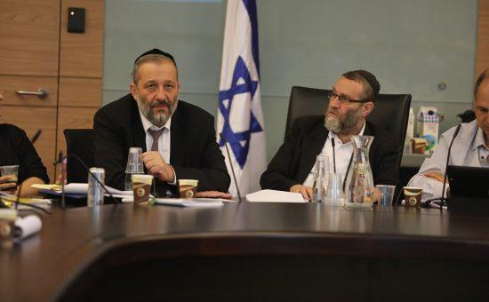 גפני דרעי ועדת הכספים צילום יצחק הררי דוברות הכנסת (4)