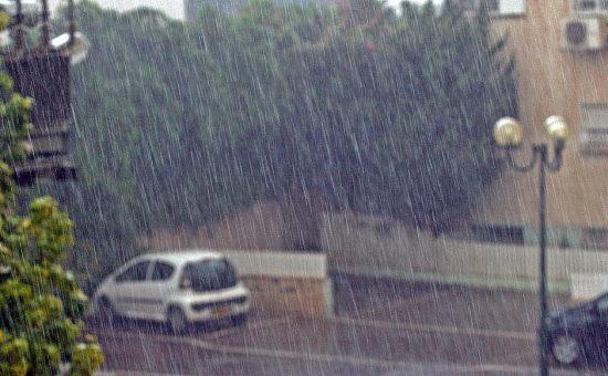גשם. צילום ארכיון: שי וקנין
